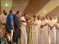 New Terminal 3  was inaugurated by Chief Minister Shri. Pinarayi  Vijayan on 11th March 2017